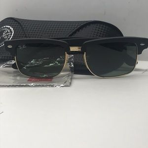 New Ray-Ban RB4190 Clubmaster Square 877 M…